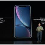 Nový 6,1palcový iPhone XR