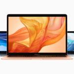 Apple představil nový MacBook Air s retina dispejem, Touch ID a další