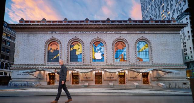Podívejte se na všechny promo videa ze včerejší Apple konference