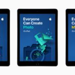 "Apple vydal ""Everyone can create"" e-knihy s kurzy zdarma"