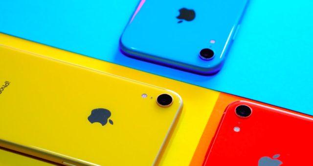 Unboxing videa nového iPhonu XR