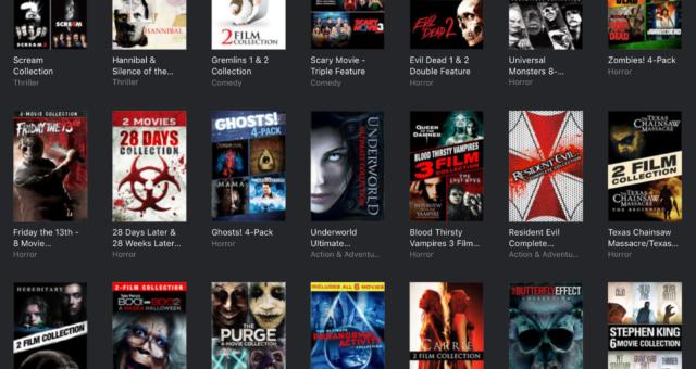 Ghostbusters, American Psycho a další filmy na iTunes jsou nyní zlevněné