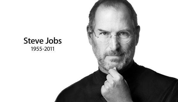 Tim Cook dnes sdílel památku Steva Jobse skrze svůj Twitter účet