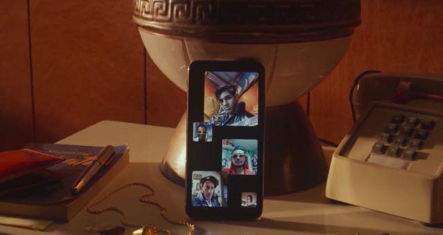 Apple vydal novou reklamu, která se zaměřuje na funkci skupinových FaceTime hovorů