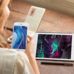 Nové iPad Pro a MacBook Air tapety pro iPhone a iPad