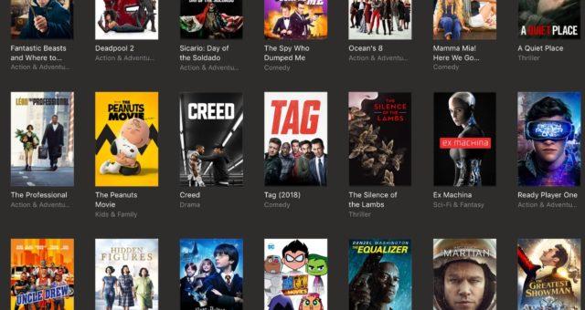 X-Men Apocalypse, Deadpool 2 a další filmy na iTunes jsou nyní zlevněné