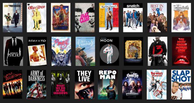 The Notebook, Twilight Zone a další filmy na iTunes jsou nyní zlevněné