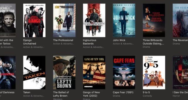Harry Potter filmy, Frozen a další filmy na iTunes jsou nyní zlevněné