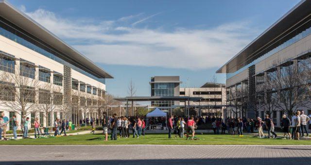 Apple staví nový campus v Austinu ve výši jedné miliardy dolarů