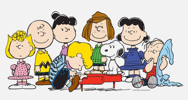 Apple podepsal dohodu s DHX Media k vytvoření nového Peanuts obsahu
