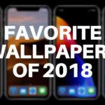 Nejoblíbenější tapety za rok 2018