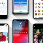 Apple zveřejnil první beta verzi iOS 12.1.3 a druhou beta verzi macOS 10.14.3 a tvOS 12.1.2 pro vývojáře
