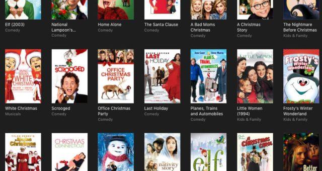 Home Alone, Elf a a další filmy na iTunes jsou nyní zlevněné
