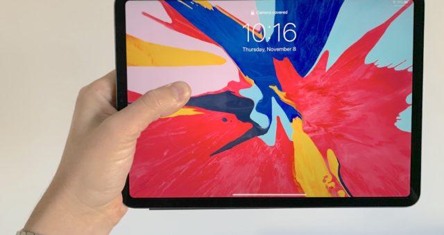Majitelé iPadů momentálně nemohou obnovovat ze zálohy iCloud vytvořených na iOS 12.1.2