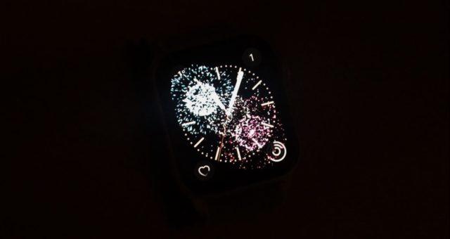 Oslavte Nový rok 2019 s ohňostrojem na vašich Apple Watch