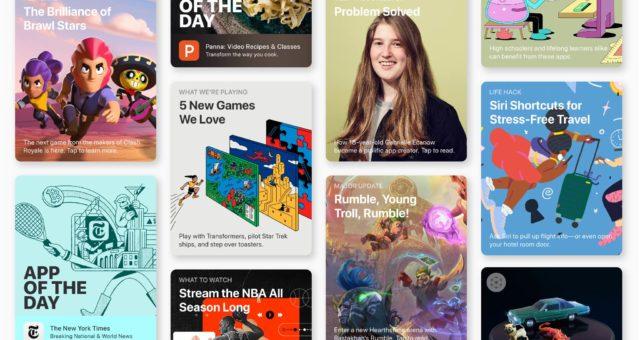 App Store utržil $322 milionu na Nový rok