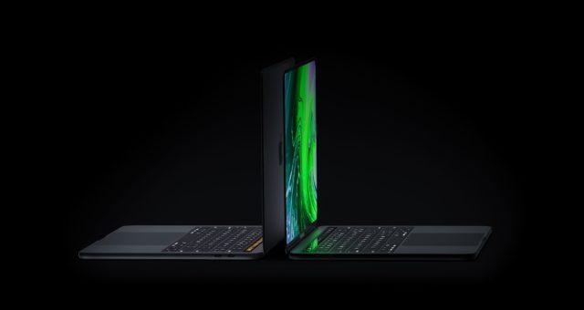 Objevily se konceptové obrázky a video nového MacBooku Pro s OLED displejem až do krajů, Face ID a dalšími funkcemi