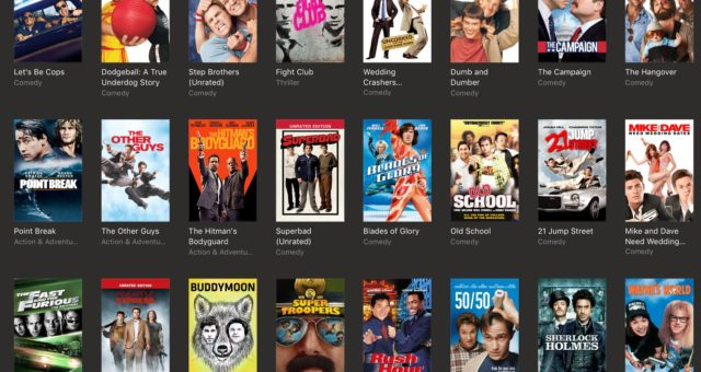 Mean Girls, 21 Jump Street a další filmy na iTunes jsou nyní zlevněné
