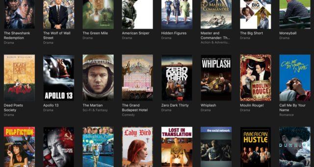 Apollo 13, Dunkirk a další filmy na iTunes jsou nyní zlevněné