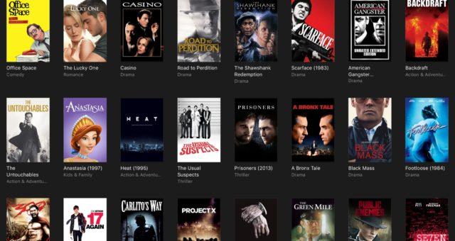 E. T., Jurský Park a další filmy na iTunes jsou nyní zlevněné