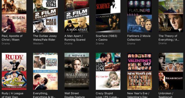 Bad Moms, American Psycho a další filmy na iTunes jsou nyní zlevněné