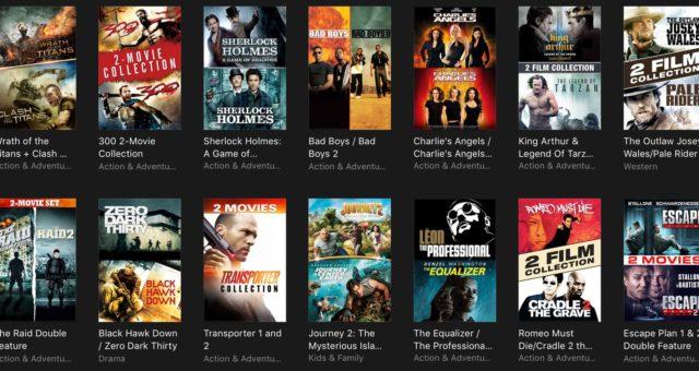 Wonder Woman, Ghostbusters a další filmy na iTunes jsou nyní zlevněné