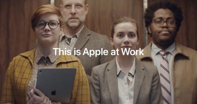 Patentovaný kulatý pizza box společnosti Apple účinkuje v jejich novém mini filmu