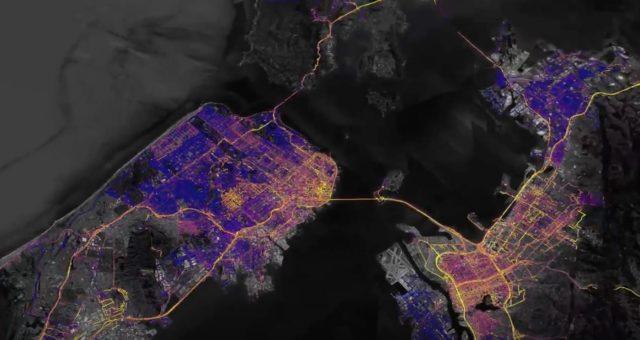 Apple Maps přidal podrobné terénní vlastnosti do Apple Maps pro Arizonu, Nové Mexiko a Nevadu