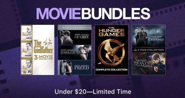 Fast & Furious, Men in Black a další filmy na iTunes jsou nyní zlevněné