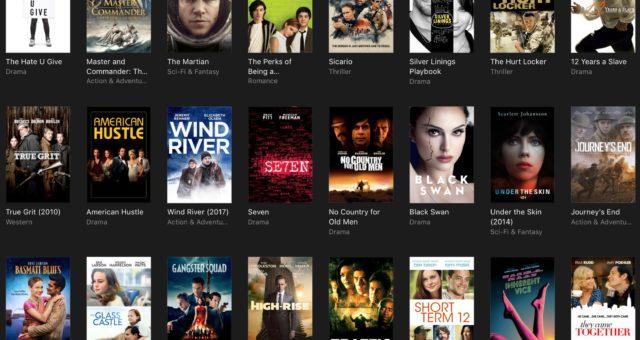 Inferno, Iron Man a další filmy na iTunes jsou nyní zlevněné