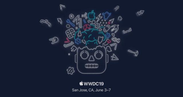 Apple zveřejnil pozvánky na konferenci WWDC 2019 + tapety