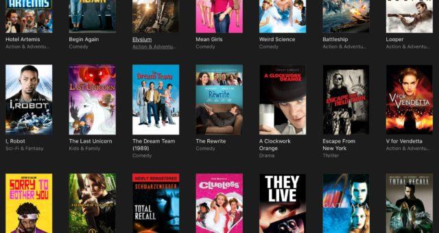 Mean Girls, Trolls a další filmy na iTunes jsou nyní zlevněné