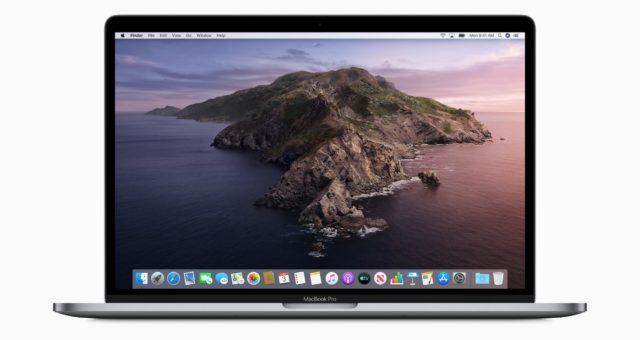 Apple vydal první beta verzi macOS Catalina pro testery