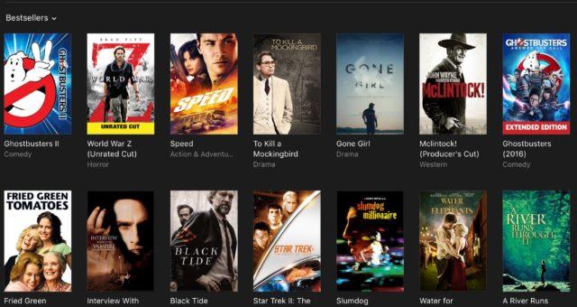 Hotel Transylvania, Titanic a další filmy na iTunes jsou nyní zlevněné