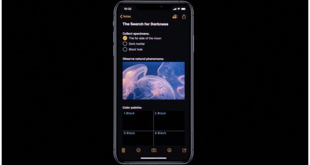Na co se všechno u iOS 13 můžeme těšit?
