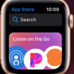 Apple Watch konečně získá App Store v systému watchOS 6