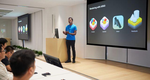 Apple otevřel své první centrum pro vývoj aplikací a designu v Šanghaji