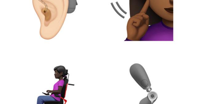Apple představil nové emoji, které vydá na podzim tohoto roku