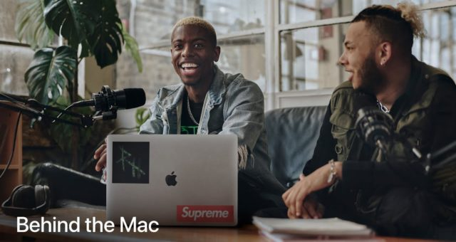 """Cílem nové reklamy """"Behind the Mac"""" je """"vyzkoušet nemožné"""""""