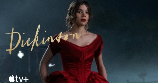 "Apple zveřejnil trailer pro Apple TV+ seriál ""Dickinson"""
