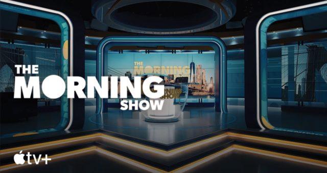 """Apple vydal upoutávku na """"The Morning Show"""" přicházející do Apple TV+ letos na podzim"""