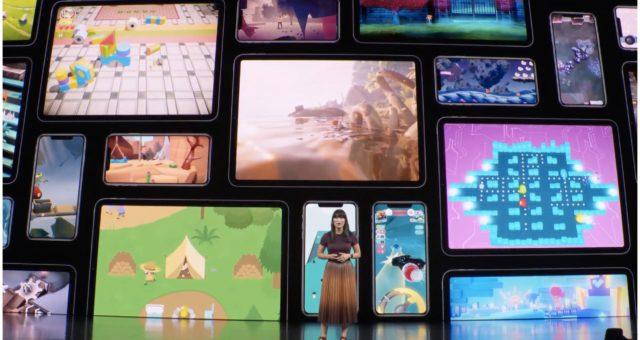 Společnost Apple oficiálně představila Apple Arcade