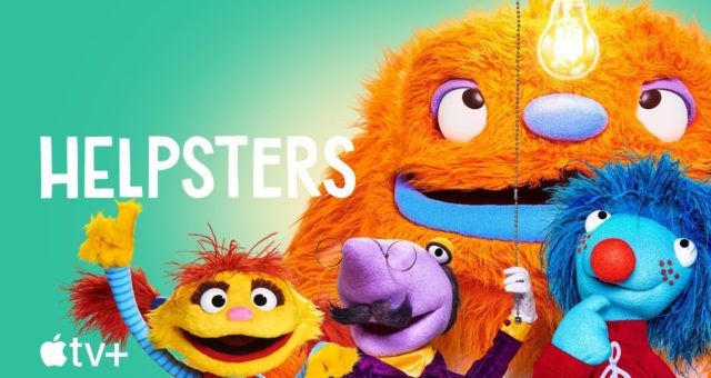 "Apple vydal trailery pro programy ""Helpsters"", ""Ghostwriter"" a ""Snoopy In Space"", vše brzy na Apple TV +"