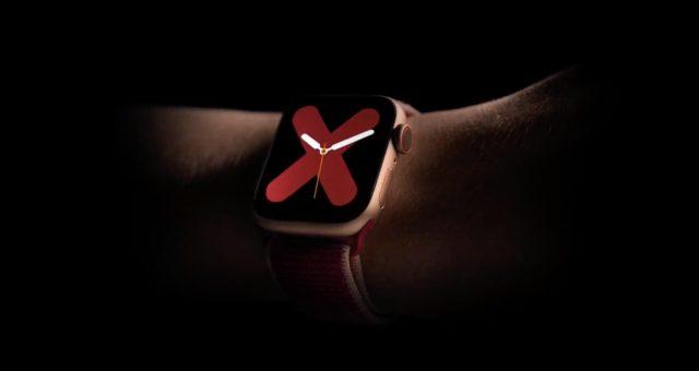 Apple představuje Apple Watch Series 5 s neustále zapnutým displejem