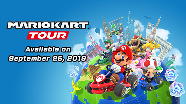 """""""Mario Kart Tour"""" je nyní k dispozici v App Store"""