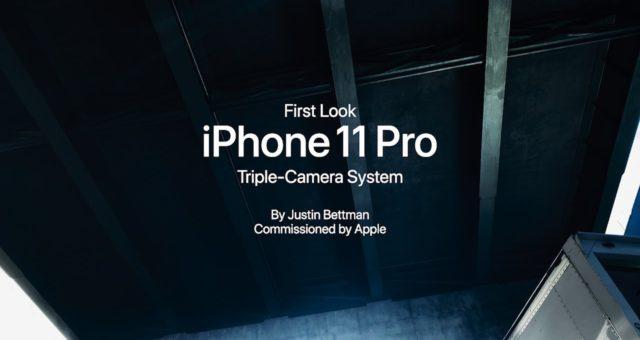 Apple předvedl zákulisí fotografií pořízených na iPhon 11 Pro