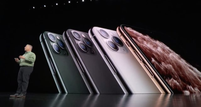 Apple odhalil iPhone 11 Pro