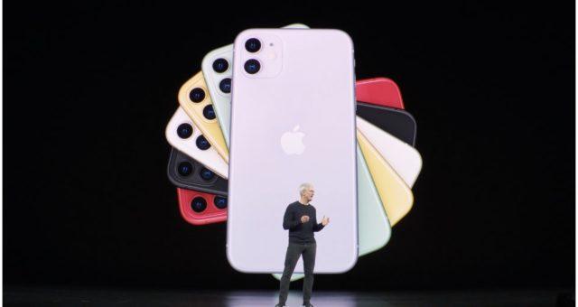 Apple představil iPhone 11