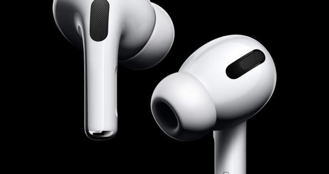 Apple představil nové AirPods Pro