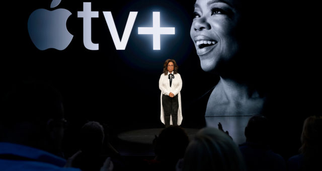 Oprah vysvětlila, proč se v rámci svého Book Clubu spojila právě se společností Apple
